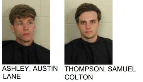 Rome Men Arrested for Prowling Around Homes