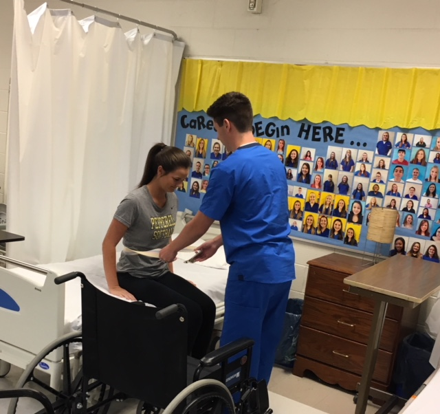 Floyd County Schools' College and Career Academy Prepares Students with the CNA Program