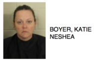 Cedartown Woman Arrested for Fraud, Takes Meth and Pot into Jail