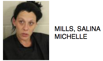Resaca Woman Arrested for Destroying Property