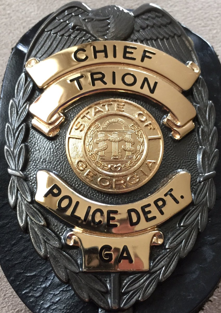 Trion Police Chief Resigns