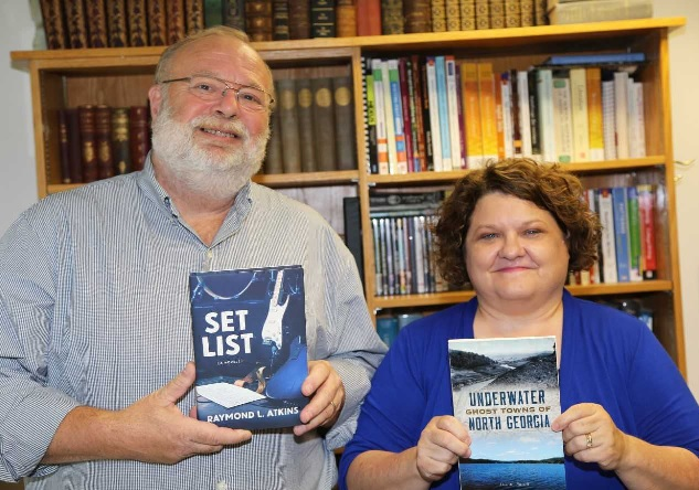 GNTC English Instructors Release New Novel and Book