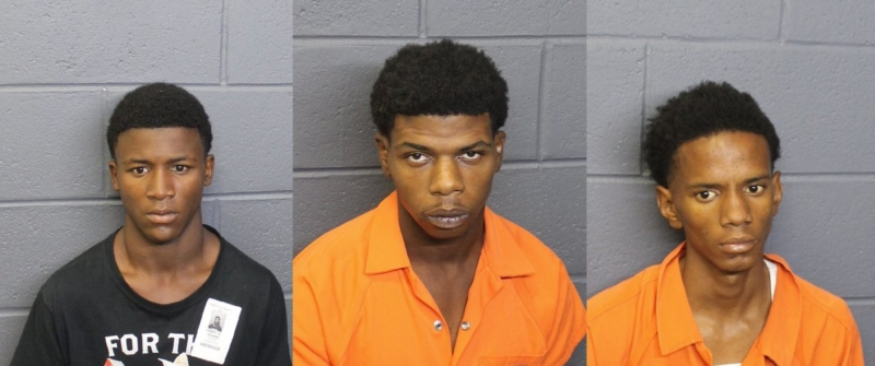 Four Arrested in Forsyth for Bartow County Burglary