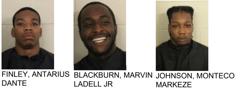 Rome Men Found with Drugs and Gun During Traffic Stop