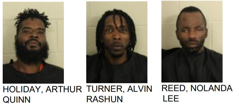Romans Arrested During Drug Bust on Joe Lewis Blvd