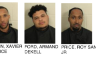 Three Individuals Found With Drugs