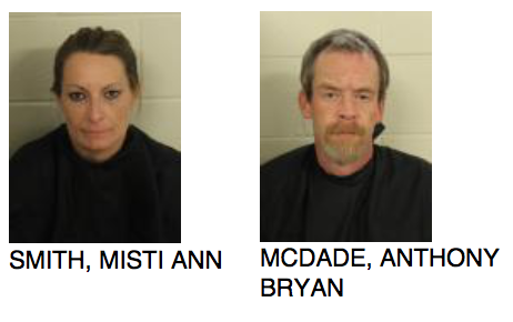 Two Individuals Found With Drugs In Vehicle