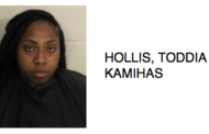 Atlanta Woman Tries To Bring Contraband Into Floyd County Prison