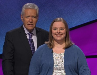 GHC Staff Memeber to Appear on Jeopardy