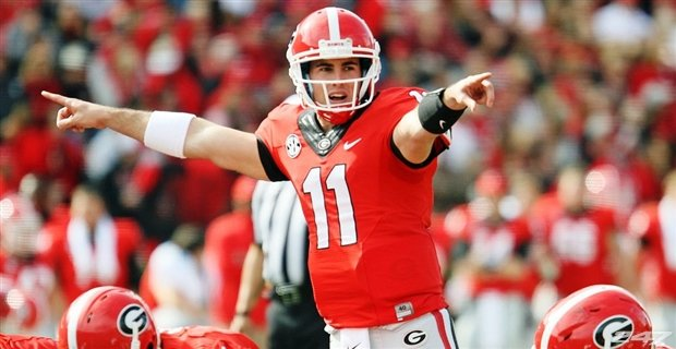 Aaron Murray Signs to Play Pro Football in Atlanta