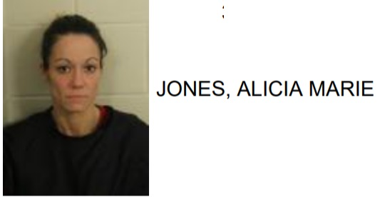Silver Creek Woman Arrested for Beating up Man in Front of Child