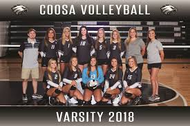 Coosa High Wins Back to Back Volleyball State Championships