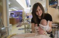 Floyd Plans NICU Party for Families Touched
