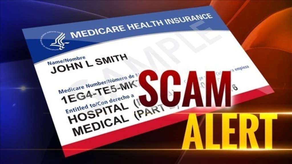 Scammers Claiming to be with Medicare Are Asking for New Medicare Card Numbers
