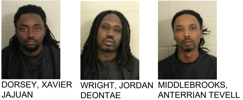 Polk County Men Found with Drugs Outside Rome Restaurant