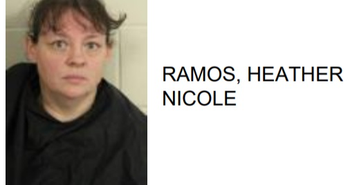 Rome Woman Charged with Stealing Power