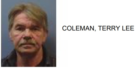 Trion Man Charged with Numerous Counts of Child Molestation