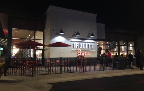 Truett's Chick-Fil-A to Reopen Wednesday