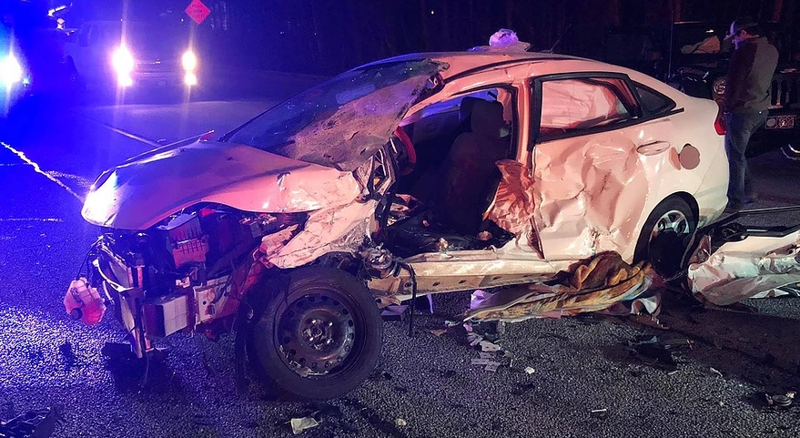 Armuchee Wreck Results in Lifeflight Being Called