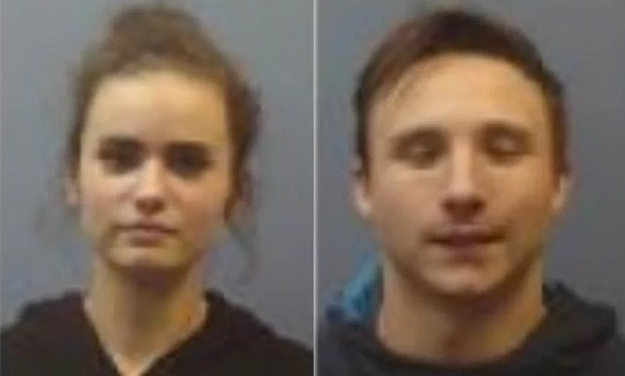 Two Arrested for Smoking Pot Out of Dr. Pepper Can at Wal-Mart