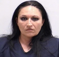 Traffic Stop Lands Aragon Woman in Jail on Meth Charge