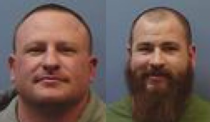 Chattooga County Police Officers Jailed