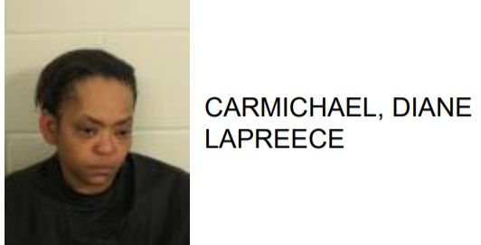 Rome Woman Found Trespassing with Cocaine