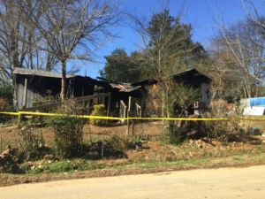 Man Killed in Bartow County Fire