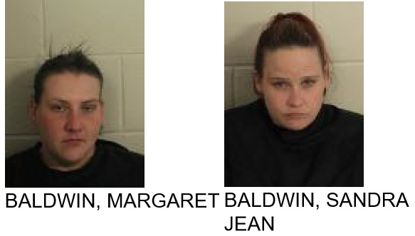 Rome Woman Charged Stealing Adult Diapers, 2 Found with Meth