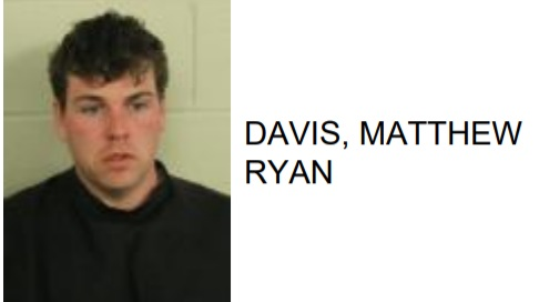 Rome Man Arrested with Stolen Vehicle