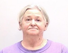 Adairsville Police Arrest Elderly Woman on Drug Charges