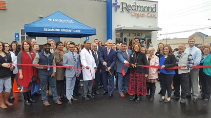 Redmond Urgent Care Now Open on 601 Shorter Avenue