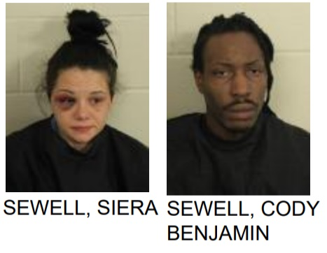 Rome Couple Found with Stolen Guns and Drugs