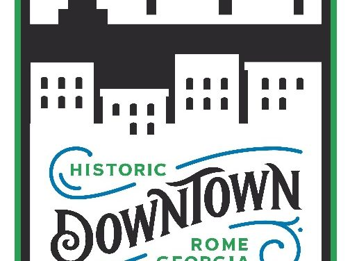 The City of Rome Office of Downtown Development Unveils New Logo