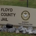 Floyd County Arrest Thursday September 12 2019