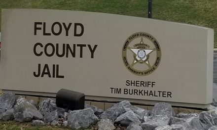 Floyd County Arrest Thursday August 1 2019