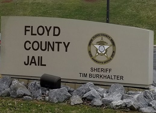 Floyd County Arrest Reports Monday March 1 2021
