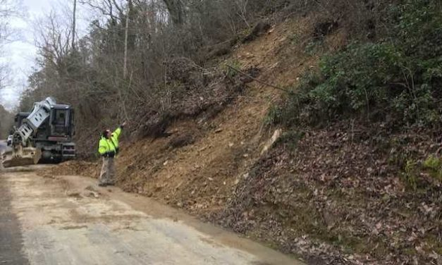Numerous Roads in Floyd County Closed Due to Rain