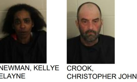 Silver Creek Man and Homeless Woman Found Shoplifting with Drugs