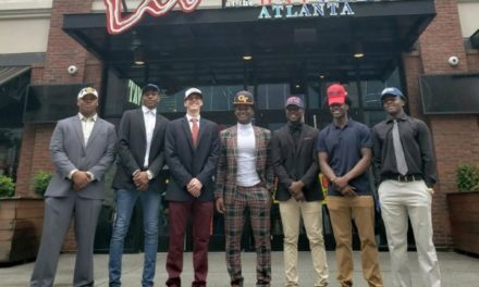 Seven Rome High Standouts Sign to Play College Football