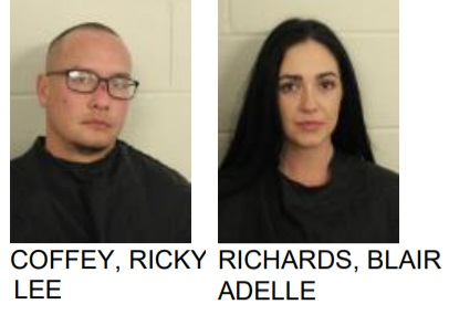 Calhoun Couple Arrested After Physical Altercation