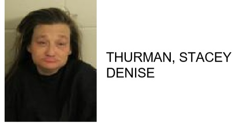 Rome Woman Found with Drugs