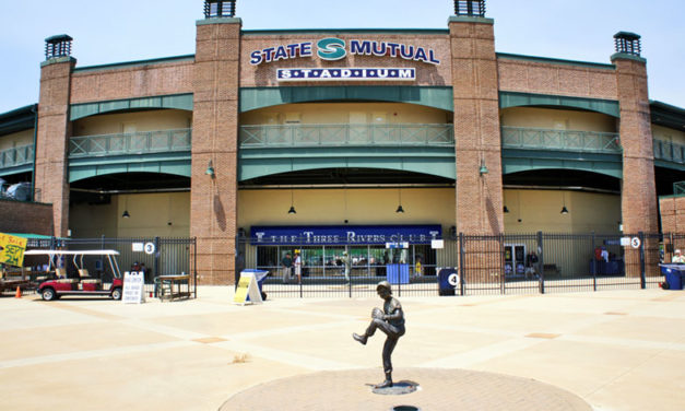 Braves, Floyd County Extend Lease Agreement
