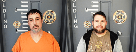 Two Charged with Trafficking Drugs