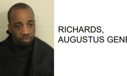 Rome Man Steals from Bojangles