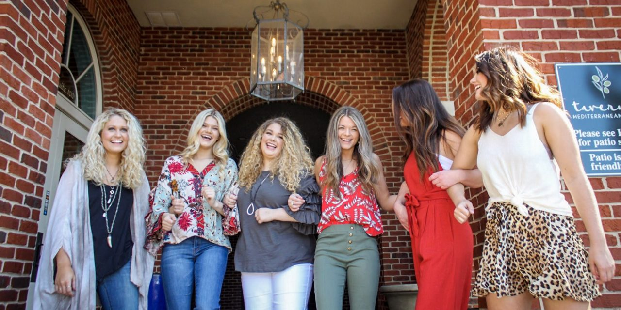 Downtown Cartersville Fashion Show Benefiting Tranquility House