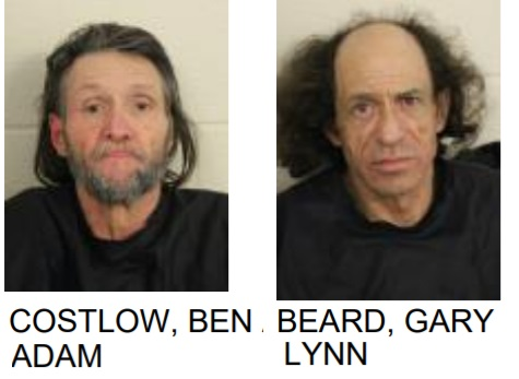 Men Found with Meth After Traffic Stop