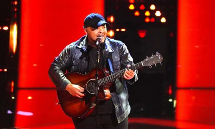 "Aragon Man Picked for NBC's ""The Voice"""