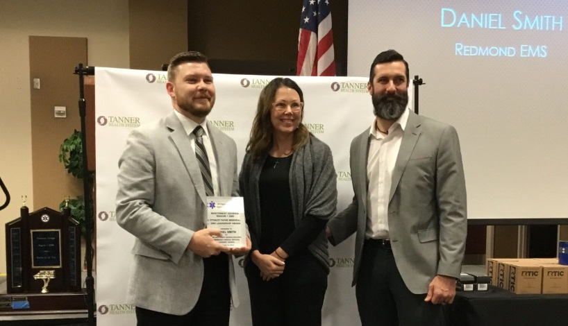 Local Emergency Responders Receive Award