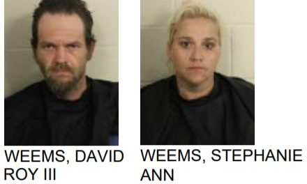 Rome Couple Caused $300K in Damage While Burglarizing Business
